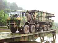 15m - 75m Heavy Mechanized Bridge  Self Fold And Unfold For Tanks, Artilleries Temporary Transportation
