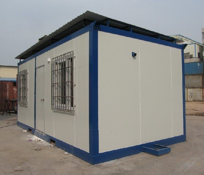Steel Modular House Modular House Fast to manufacture and assemble