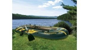 Compact River Heads Barge Rubber Dinghy Boat Manual For Camping