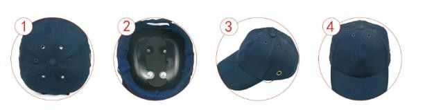 Flood Rescue Equipment Safety Bump Cap / Ear Protector / Safety Goggles